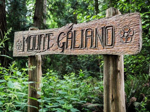 Mount Galiano