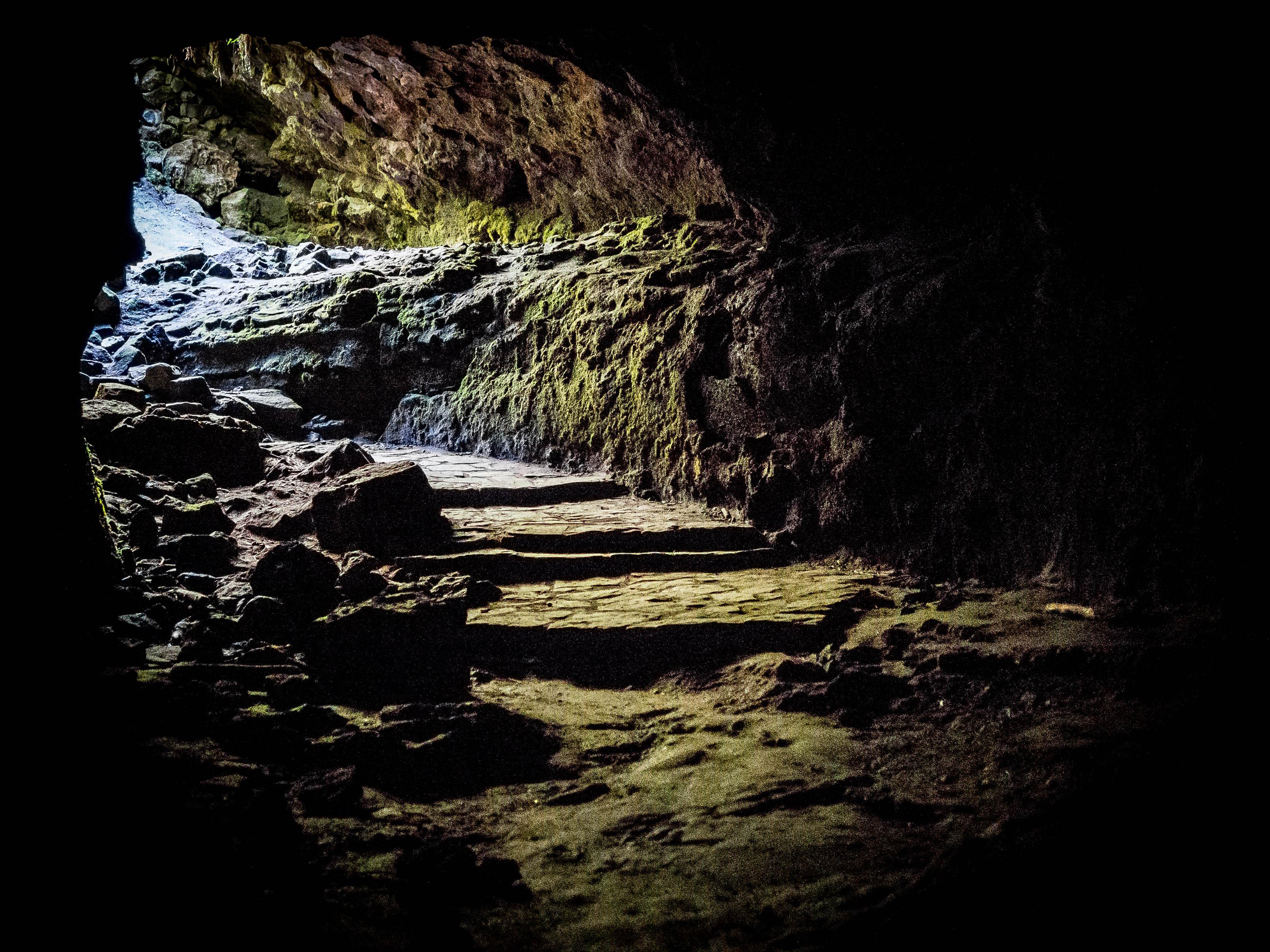 Ape Caves, WA