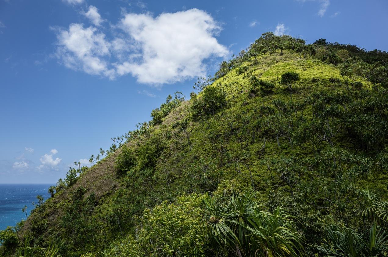 Kalalau trail, Kauai, HI