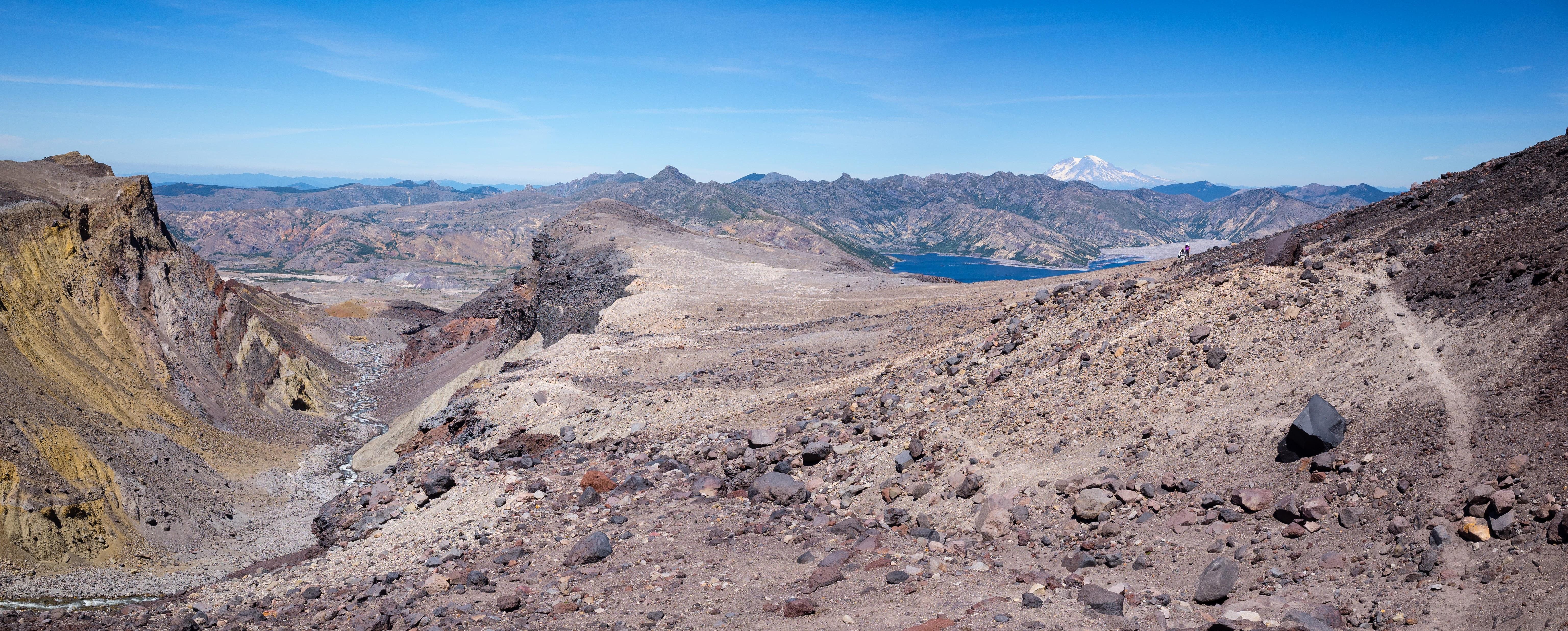 Mount Saint Helens, WA